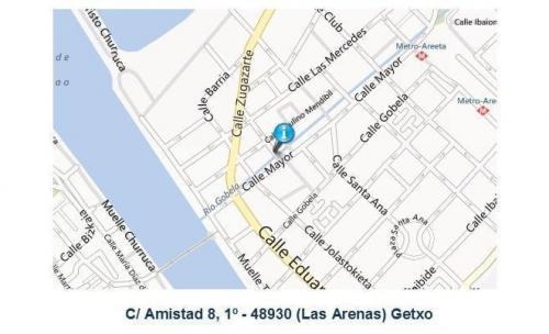 psicotécnicos y reconocimientos médicos para renovar carnet de conducir Areeta en Getxo ( Vizcaya )