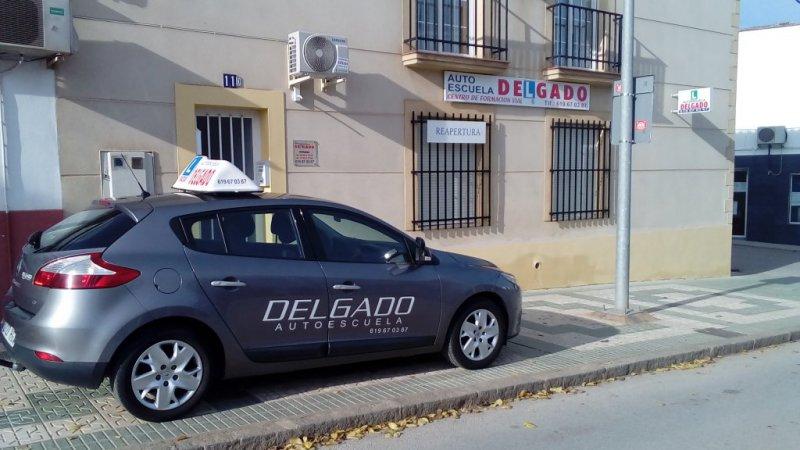 Autoescuela DELGADO
