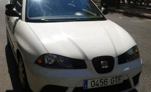 Autoescuela El Plantinar Seat Ibiza